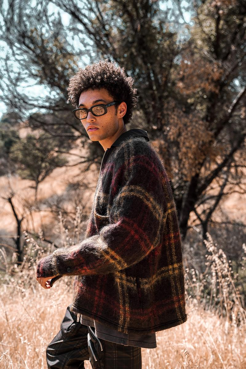 Represent Clothing Releases Second Fall/Winter 2019 Drop Flannel Fleece Autumn