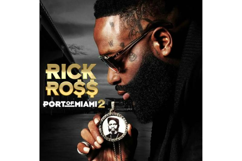 Rick ross Port of Miami 2 Album Stream New Album 2019 act a fool wale turnpike ike nobodys favorite gunplay summer reign summer walk white lines dej loaf big tyme swizz beatz bogus charms meek mill rich nigga lifestyle nipsey hussle born to kill jeezy fascinated i still pray yfn lucci running the streets a boogie vegas residency maybach music VI Gold Roses Drake