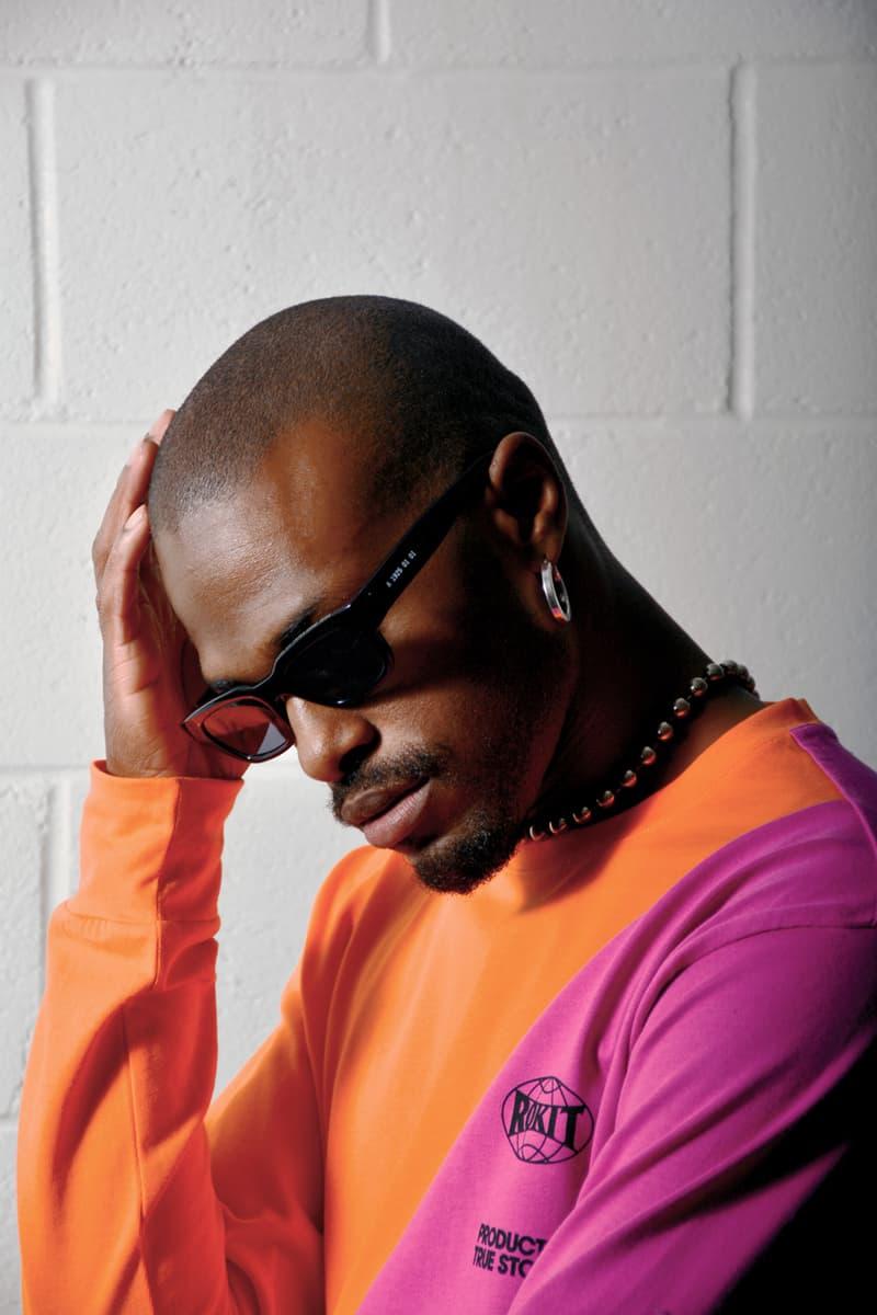 ROKIT AKILA Zed Sunglasses Eyewear Collection Fluorescent Neon Green Orange Blue Black info Release