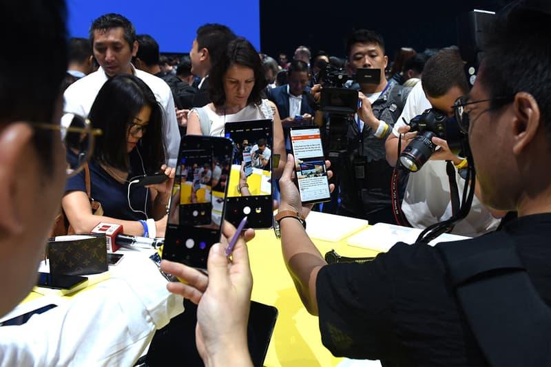 Samsung Galaxy Note 10 Leaked Info smartphone tablet smart pen tech technology korea