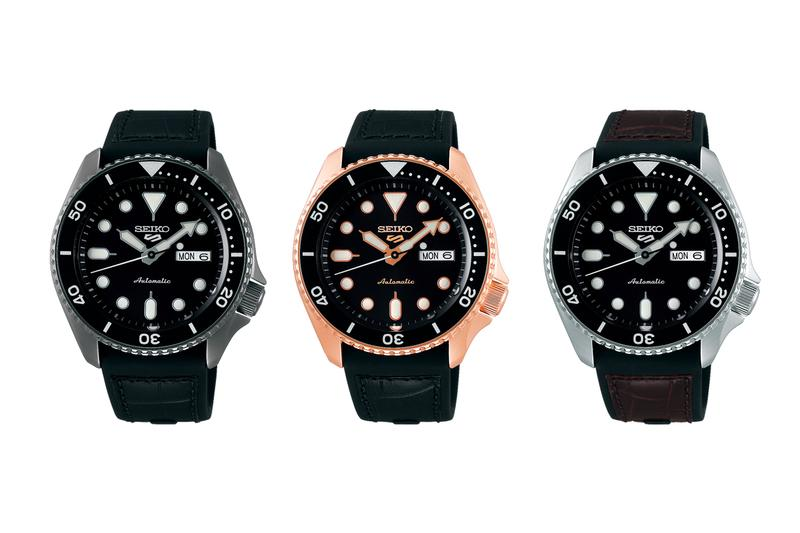 Seiko 5 Sports Collection Relaunch Info watches japanese wristwatches