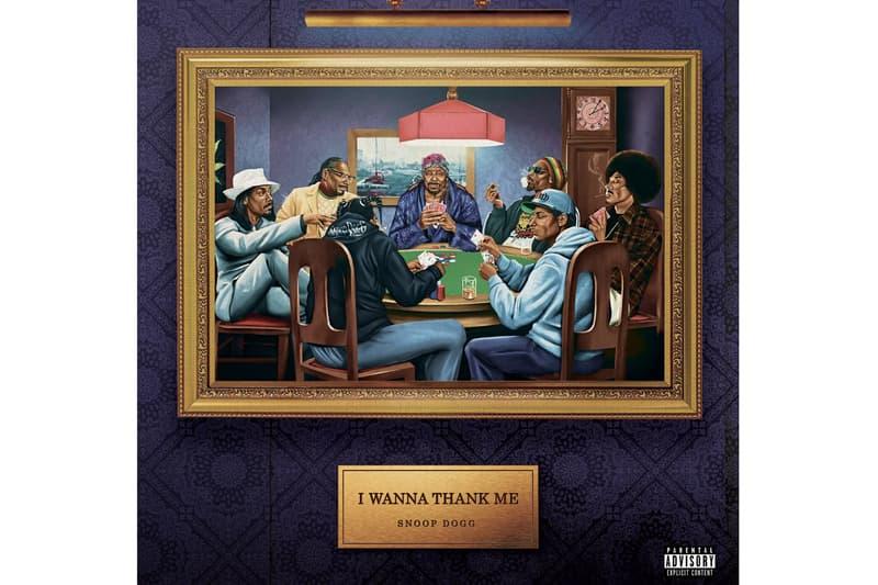 Snoop Dogg 'I Wanna Thank Me' Album Stream Mustard Rick Ross nipsey hussle