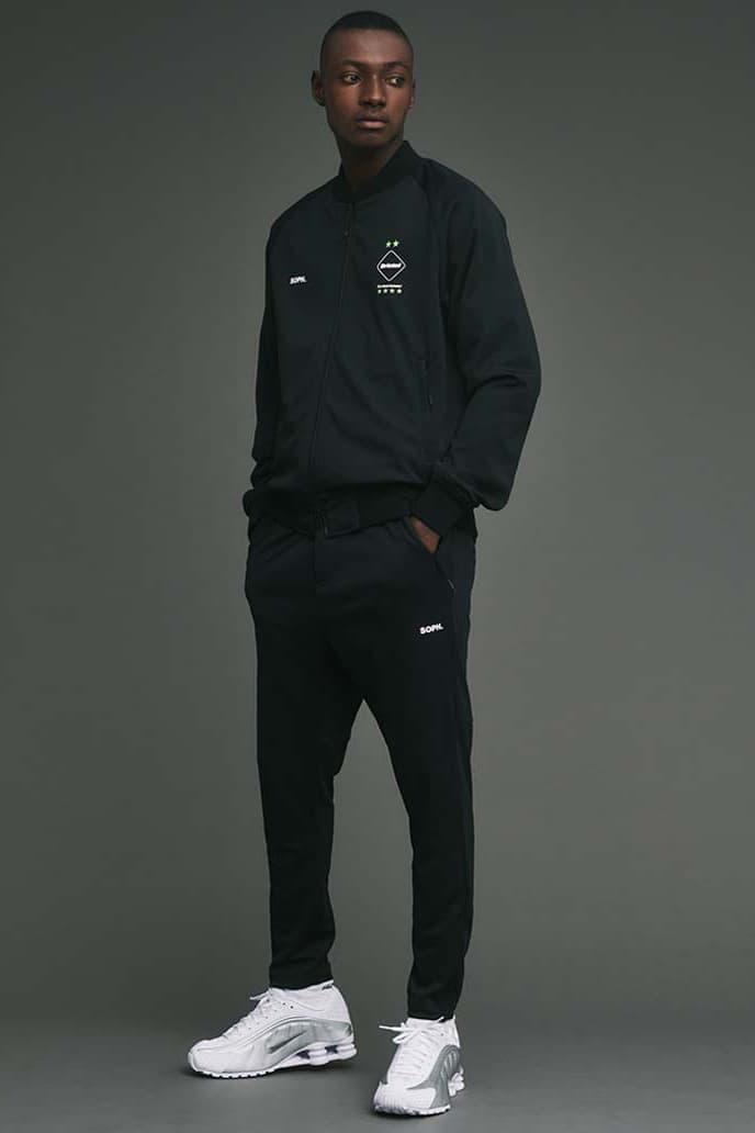 SOPHNET. FC Real Bristol Fall/Winter 2020 Lookbook football soccer lookbooks