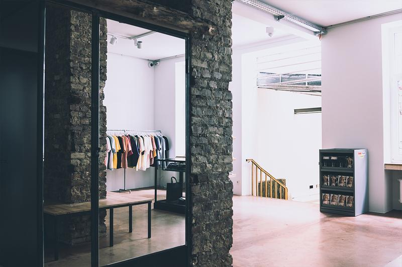 Koeln Germany STANDART Concept Store Launch art design hypebeast andy chiu lukas podolski fashion hype shop