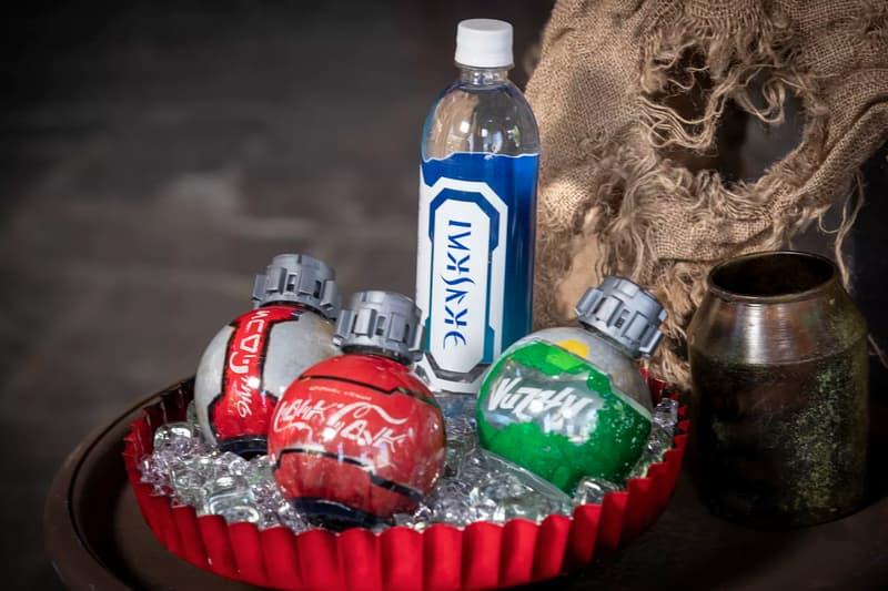 "TSA Bans 'Star Wars: Galaxy's Edge' ""Thermal Detonator"" Coke Bottles bombs flight risk sprite diet coke coca cola"