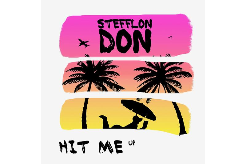 Stefflon Don Hit Me Up Single Stream quality control music