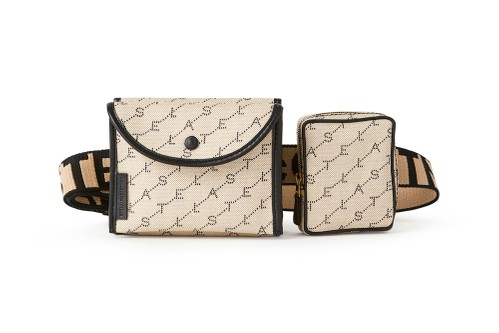 Stella McCartney Drops Set of Monogrammed Utilitarian Belt Bags