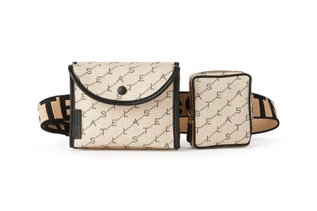 Stella McCartney Drops Set of Monogrammed Utilitarian Belt Bags