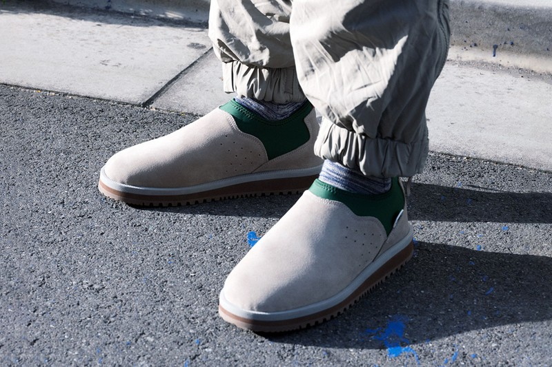 Suicoke Breathes Life into Cozy Winter Footwear for FW19