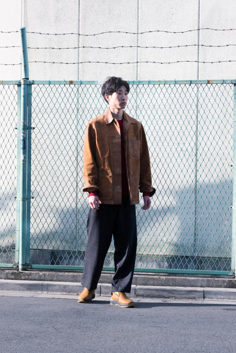 Suicoke Fall/Winter 2019 Collection Lookbook drop release date fw19 available web store buy sandal shoe sneaker