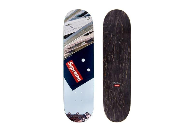 Supreme Fall/Winter 2019 Accessories Skate Deck Store Banner