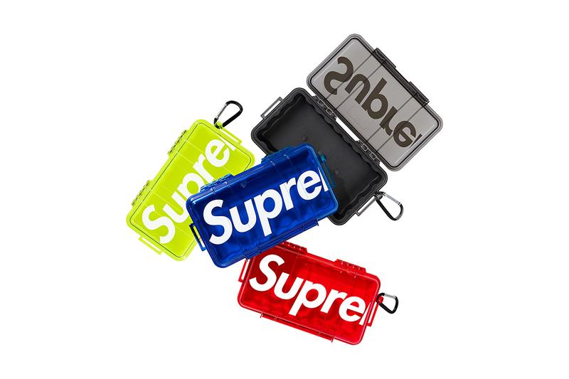 Supreme Fall/Winter 2019 Accessories and Luggage