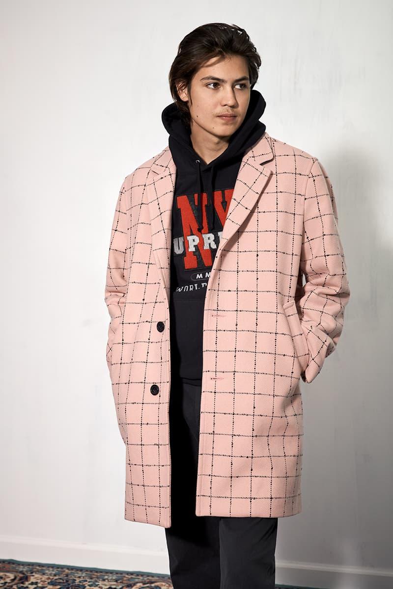 Supreme 'THEM Magazine' FW19 Editorial jackets new york bogo box logo jackets hoodies sportswear streetwear magazine photography styling
