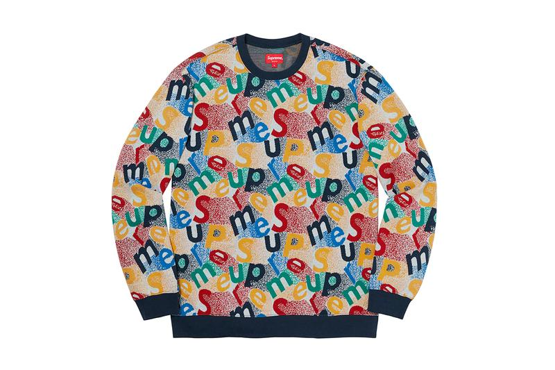 Supreme Fall Winter 2019 Shirts and Tops Button Ups Paisley Yellow Red Supreme Is Love The Smiths Morrissey