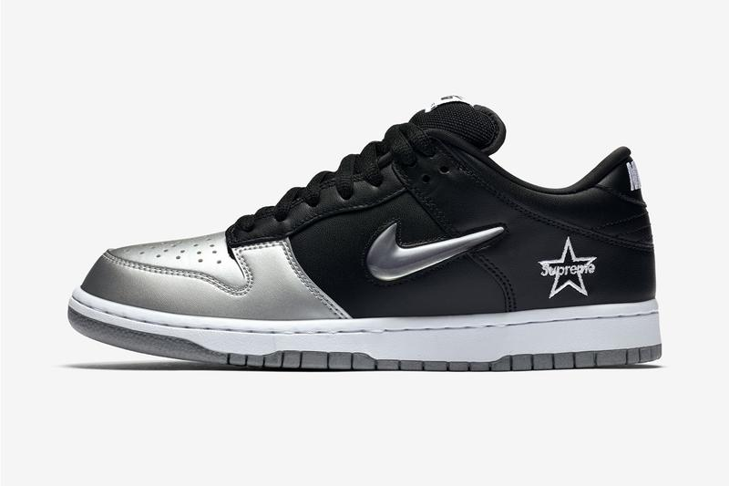 reputable site 350d3 f85c2 Supreme x Nike SB Dunk Low