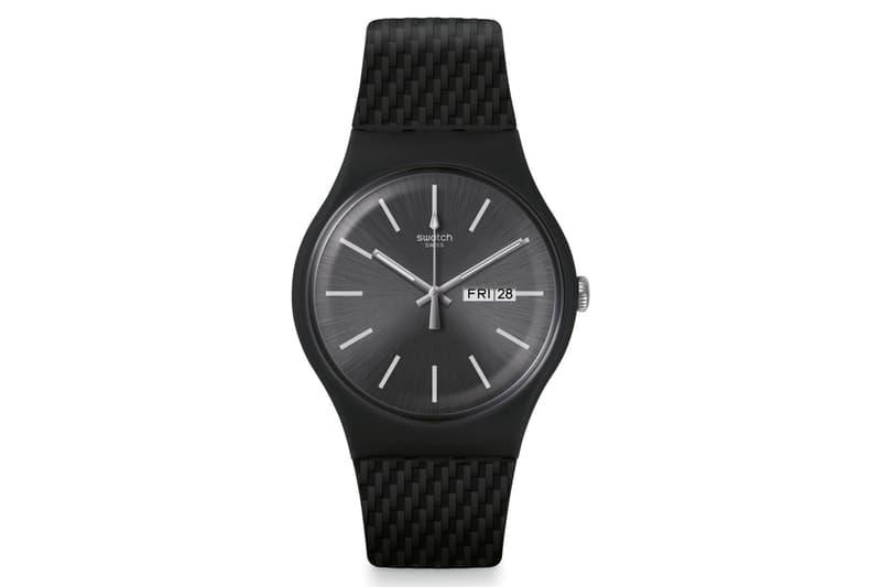 Swatch Bauhaus Collection Release Info Bau watches accessories collectibles art design german school timepiece