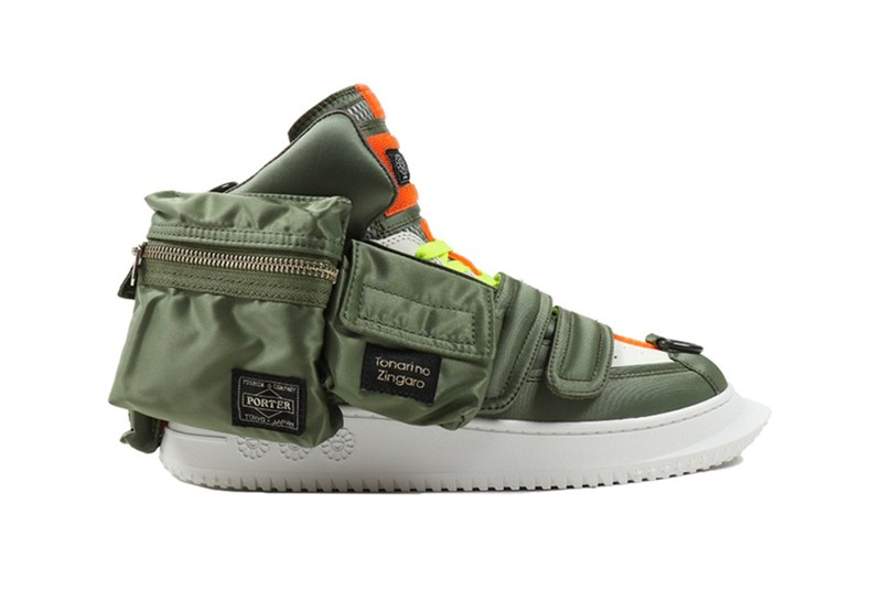 """Takashi Murakami & PORTER's """"BS – 06"""" T.Z. Original Sneakers Are up for Raffle"""