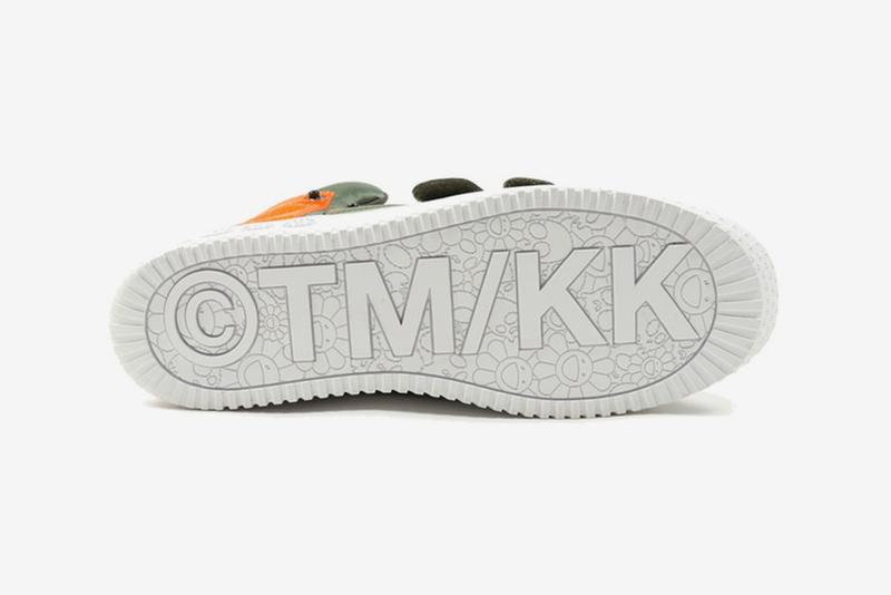 "Takashi Murakami x Porter Sneakers Release Info cargo bags pockets flowers drop date price japan brand cherry fukuoka raffle info ""BS – 06"" T.Z. ORIGINAL"