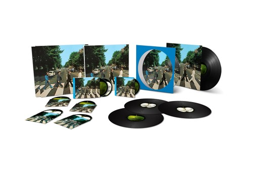 The Beatles' Iconic 'Abbey Road' Album Receives 50th-Anniversary Reissue