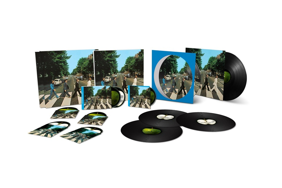 The Beatles 'Abbey Road' 50th-Anniversary Edition | HYPEBEAST