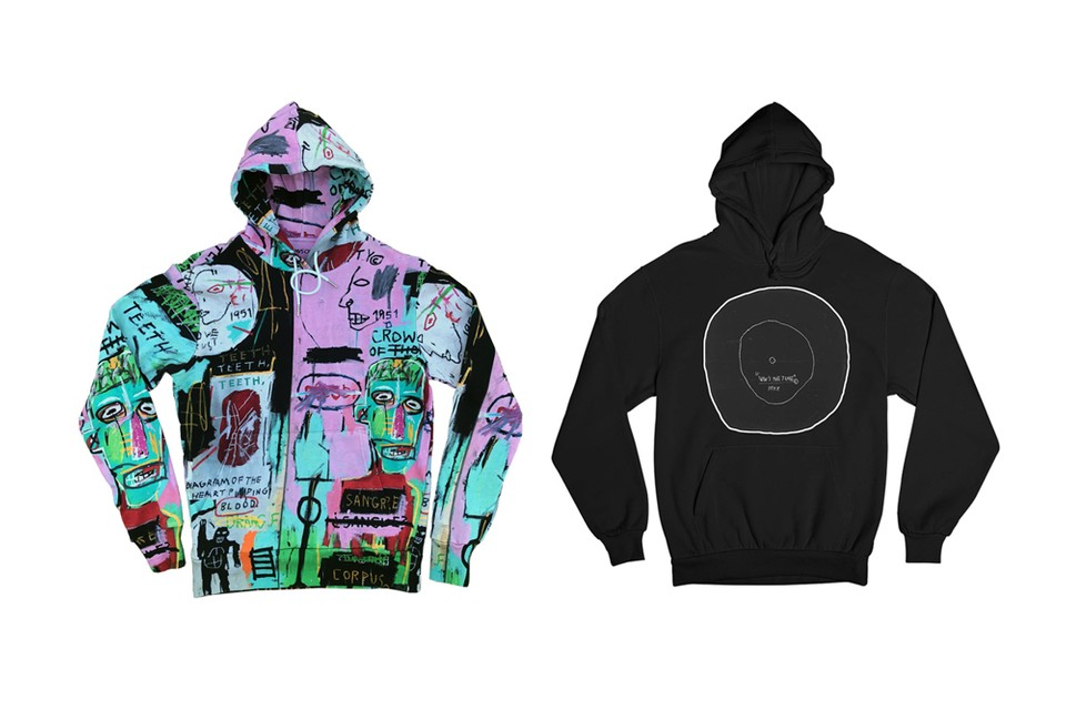 The Brant Foundation Launches E-Commerce Shop With Exclusive Basquiat Merchandise