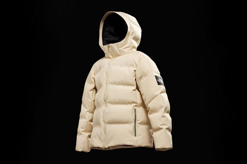 SPIBER x The North Face Japan 2019 Moon Parka collaboration release date info gold lottery buy spider silk exclusive buy jacket