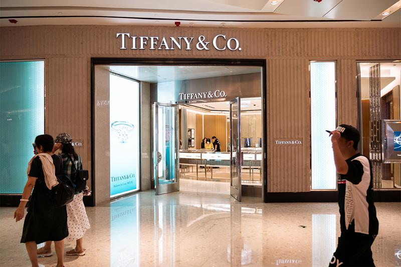 Tiffany Co Mens Collection to Capture Expanding jewelry Market jewellery luxury goods accessories