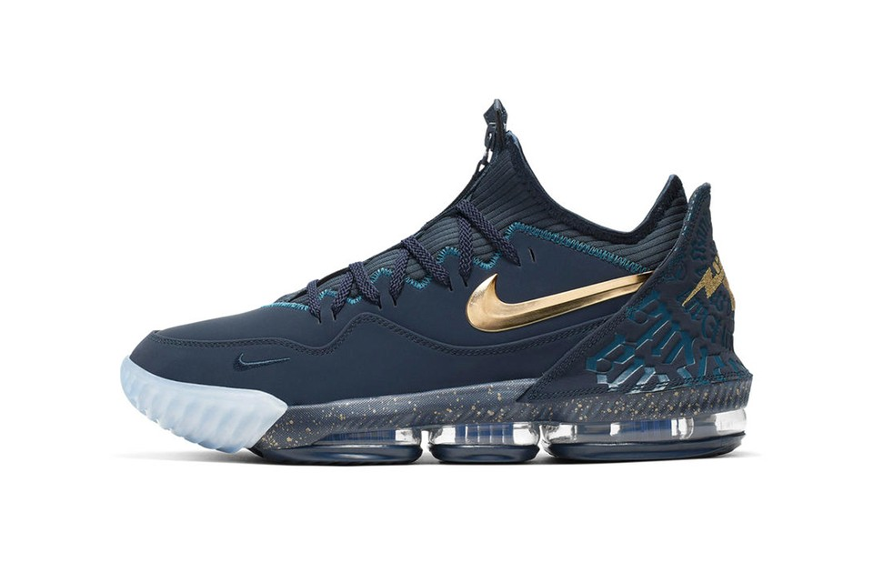 """Nike Teams Up With TITAN for New LeBron 16 Low """"Agimat"""""""