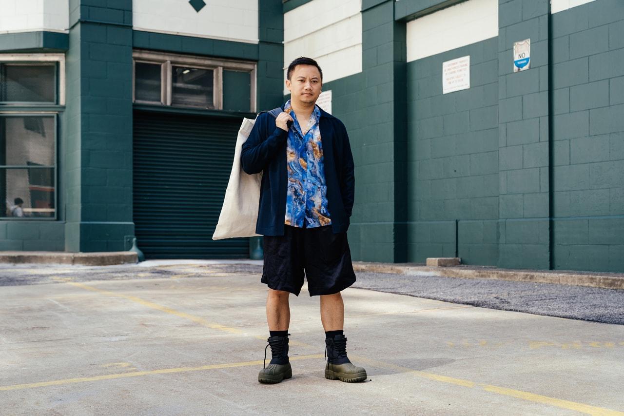 Tommy ton interview street style snaps photographer jak hil deveaux jil sander celine