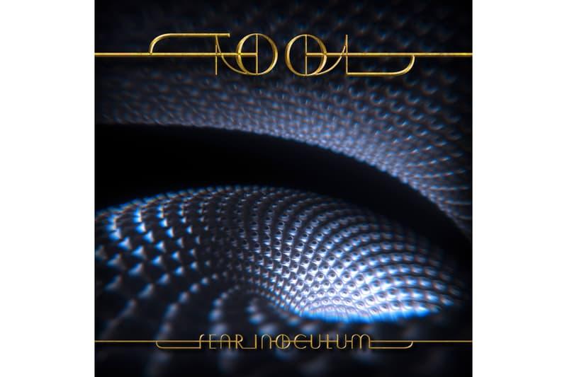 TOOL Fear Inoculum Album Stream
