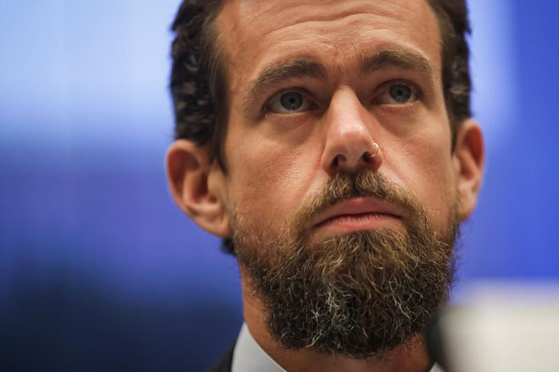 Twitter CEO Jack Dorsey Account Hacked chuckle squad hackers ourmine youtuber king back comedian racial slur antisemitic tweets messages carrier cloudhopper