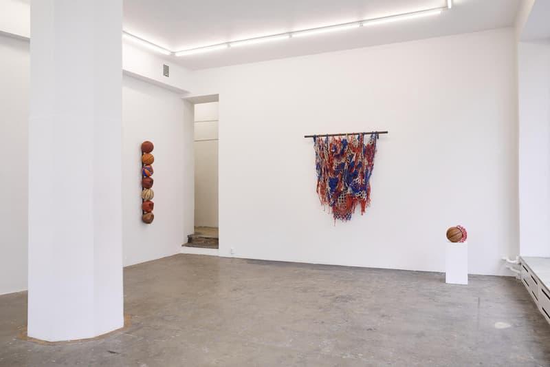 tyrrell winston playing possum exhibition Gallery Steinsland Berliner artworks sculptures installations