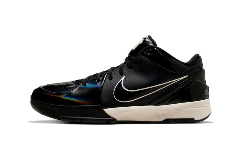new product d46de e1233 UNDEFEATED x Nike Zoom Kobe 4 Protro