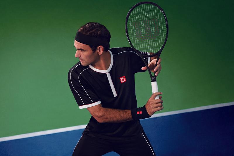 UNIQLO Game Wear Roger Federer Kei Nishikori 2019 US Open Tennis Championships Global Brand Ambassadors 666 Fifth Avenue Flagship Interview Intimate Experience Customer New Collection Announcement Dry EX Technical Fabrics