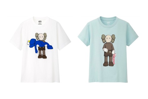 """The UNIQLO UT """"KAWS: SUMMER"""" Collection Will Receive a Re-Release"""