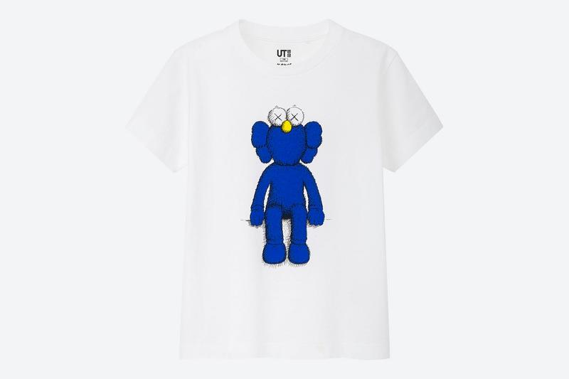 UNIQLO UT KAWS SUMMER Re-Release Announcement T shirt Date info Where Buy location