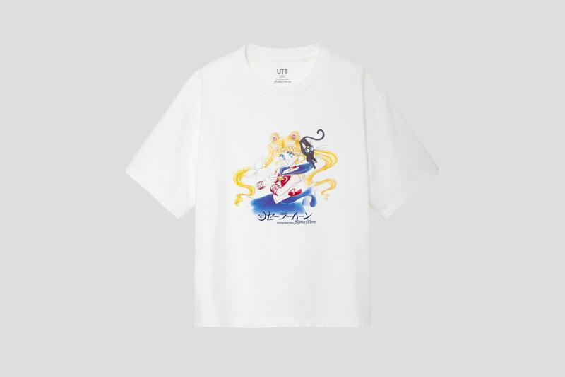 Uniqlo UT Sailor Moon Eternal T-Shirt Collection Info anime manga cartoon Japanese