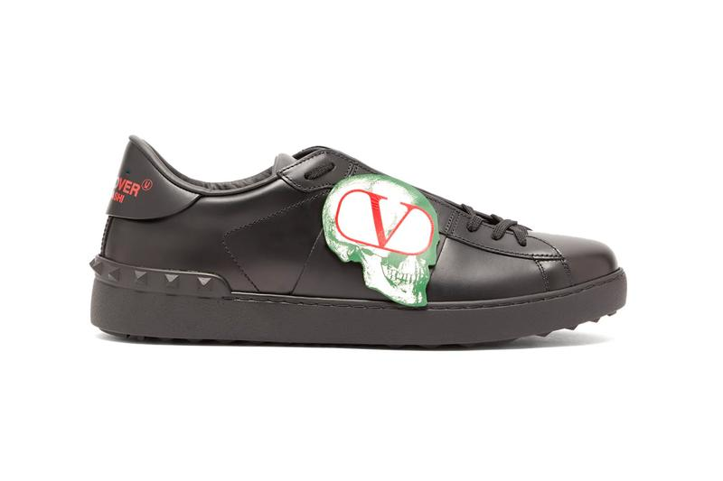 UNDERCOVER Joins Valentino for Collaborative Garavani Climbers & Skull-Appliqué Sneakers