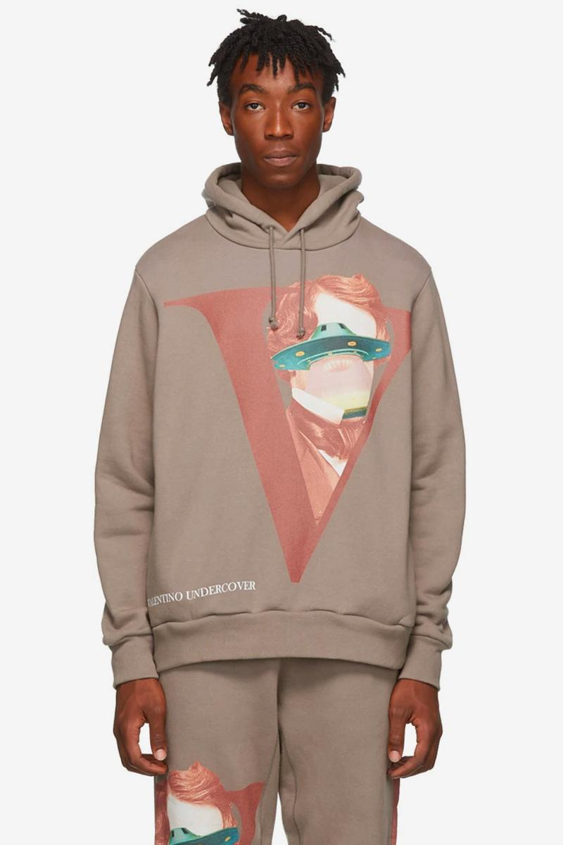 Valentino x UNDERCOVER V-Face UFO Item Release jackets coats hoodies