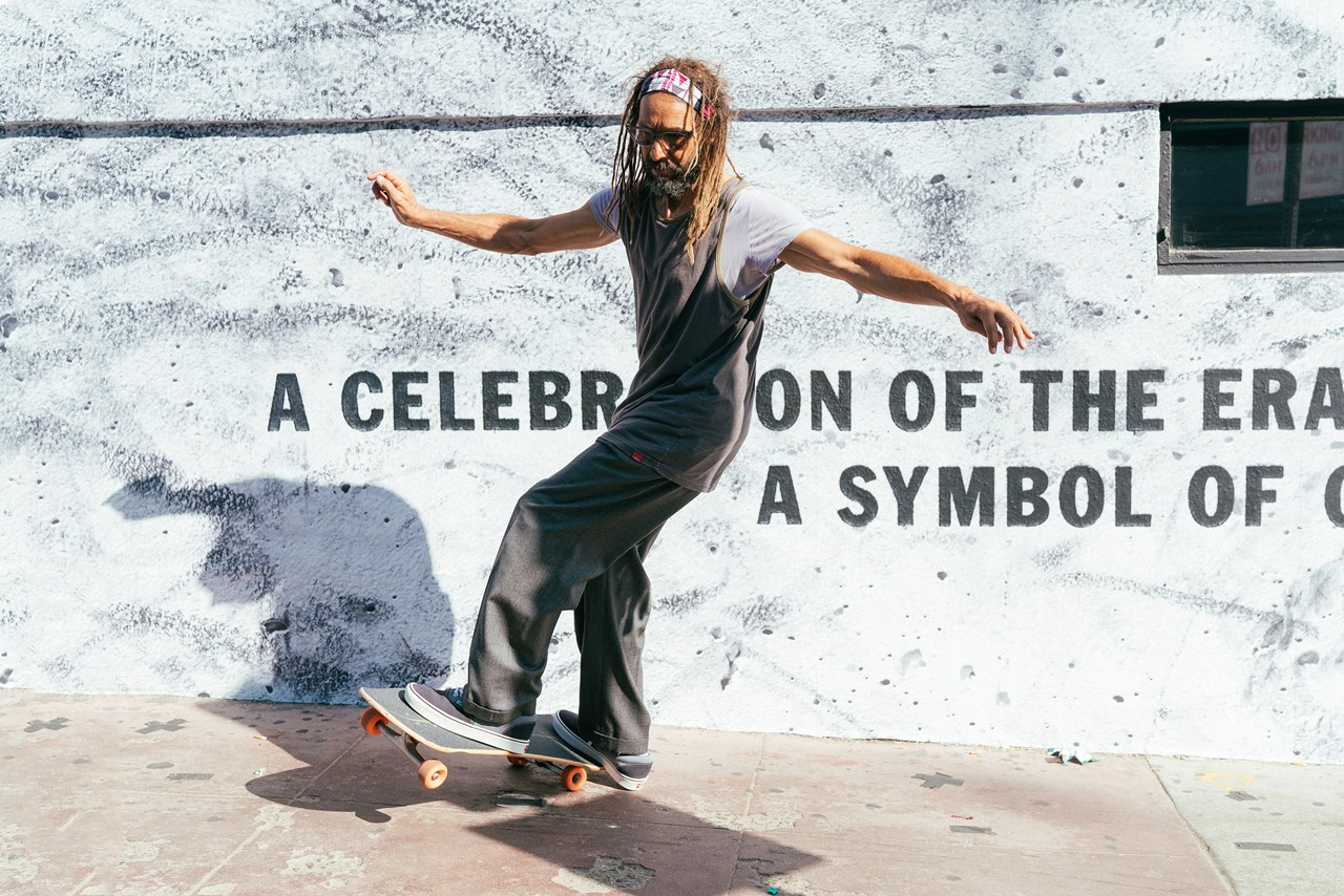 Tony Alva The Zephyr Boys z interview Vans Era shoe shoes sneakers skate skater skateboarding skateboard black rainbow venice beach california Jim Muir Eric Dressen Jeff Ho stacey peralta