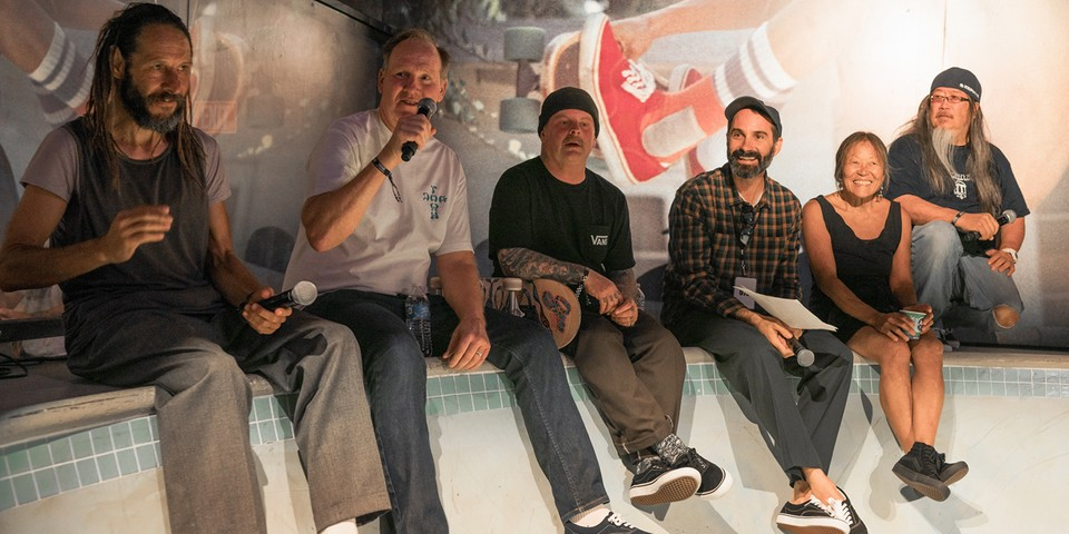 The Legendary Z-Boys Tell Us Why the Vans Era Is Skateboarding's Most Iconic Shoe