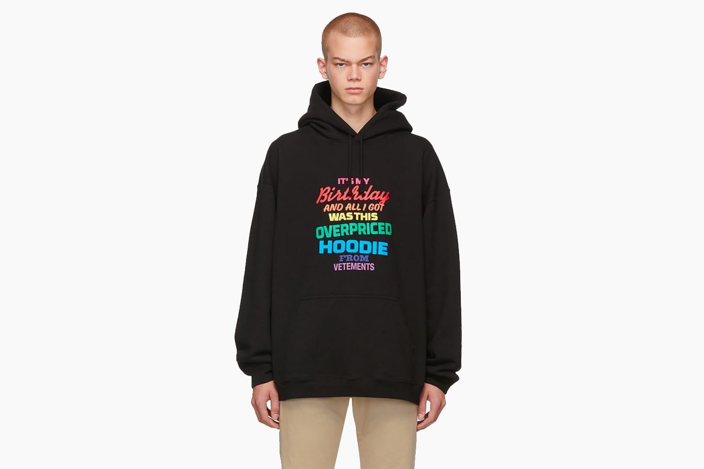 vetements hoodie