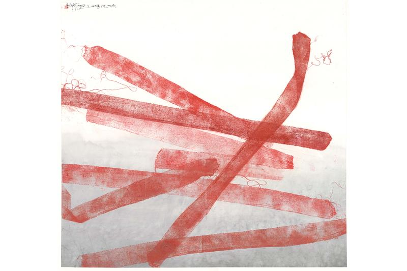 """Wang Huangsheng """"Lifelines"""" Exhibition Pao Galleries Hong Kong Arts Center Calligraphy """"Daily-Practice, the Prose Poetries"""" Dr. Katie Hill"""
