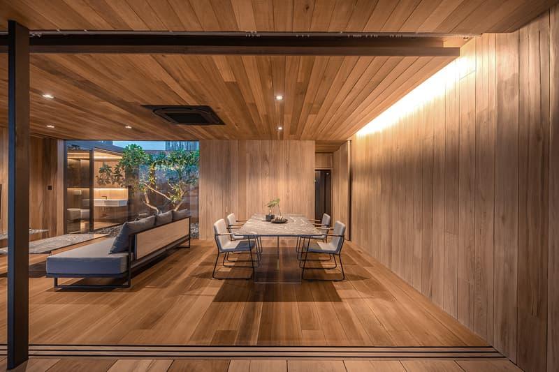 WARchitect Skyscape Home Bangkok Info Jatujak architecture design wood minimal simple