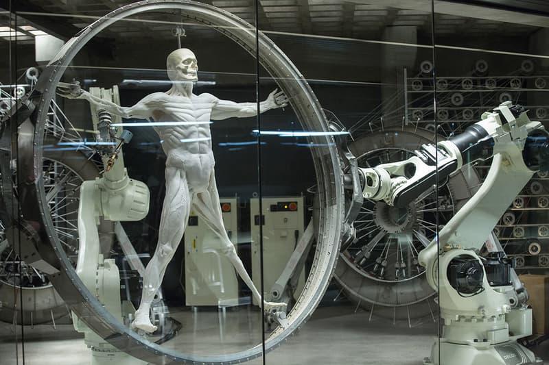 Trailer HBO VR Game Westworld Awakening Artificial Intelligence Survios PC Gaming Oculus Store Viveport Steam Release
