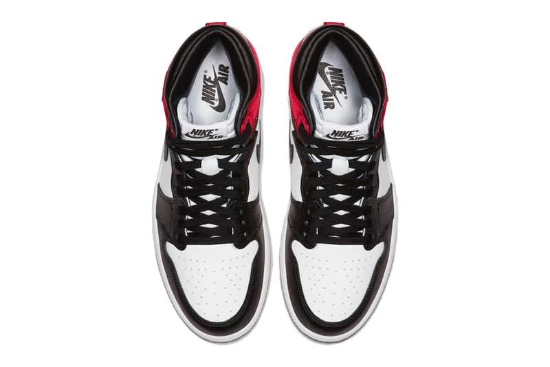 Air Jordan 1 Satin Black Toe Release Info Bloodline SNKRS Drop