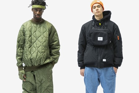 WTAPS' FW19 Collection Tweaks Casual American Staples With Utilitarian Designs