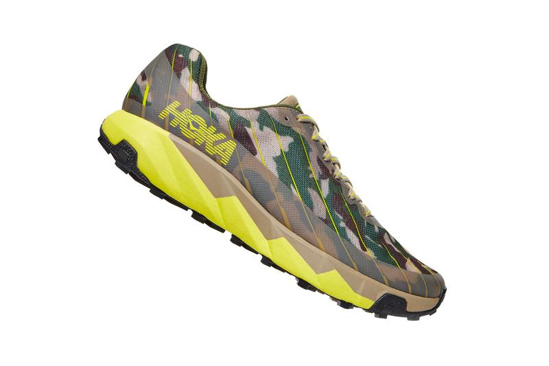 XTERRA x HOKA ONE ONE Torrent Trail Racer Info outdoor running racing hiking mountain range nature tough mud