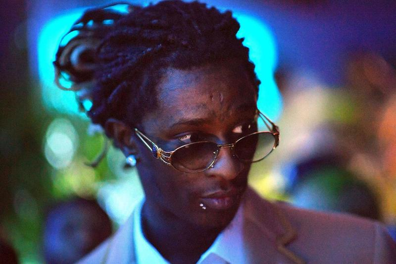 Young Thug Covers 'THE FADER' 20th Anniversary issue magazine interview so much fun interview cover story album