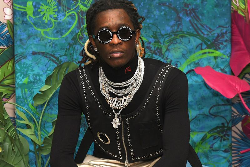 Young Thug So Much Fun Quality Control 'Control The Streets 2 First Week Projections billboard